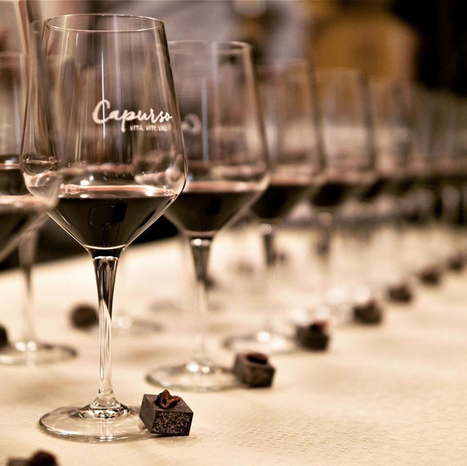 Capurso Wine Tasting | PepeGusto